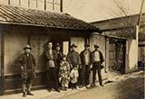1901(明治34)年 田中政太郎商店として創業